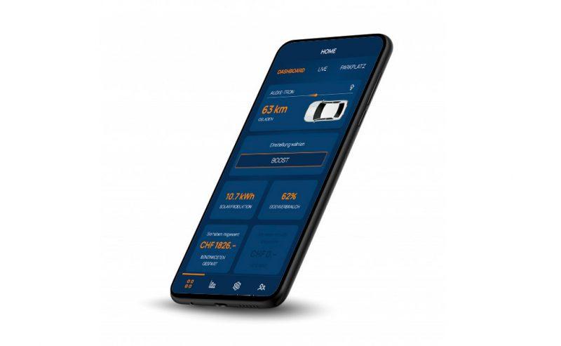 sun2wheel | Control everything simply via app